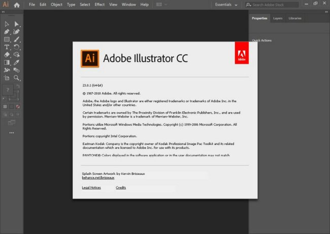 Adobe Illustrator CC 2019 Full