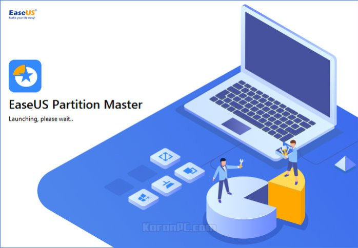 EASEUS Partition Master Full Download