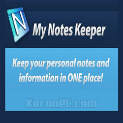 Download My Notes Keeper Full