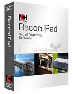 NCH RecordPad Sound Recorder Full Download
