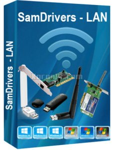 DownloadSamDrivers LAN Software Free