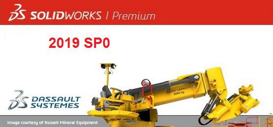 SolidWorks 2019 SP0 Premium Full Version