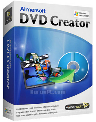 Download Aimersoft DVD Creator Full