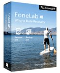 Aiseesoft FoneLab iPhone Data Recovery 9.1.68 [Latest]