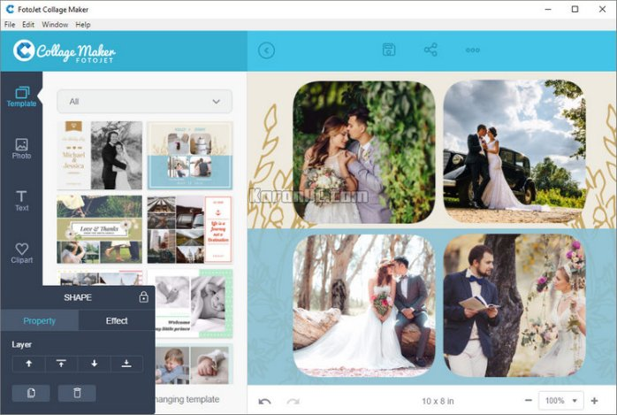 photo collage maker free download full version