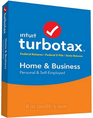Intuit TurboTax Home & Business 2018 Download Full