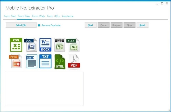 Mobile No Extractor Pro Full Download