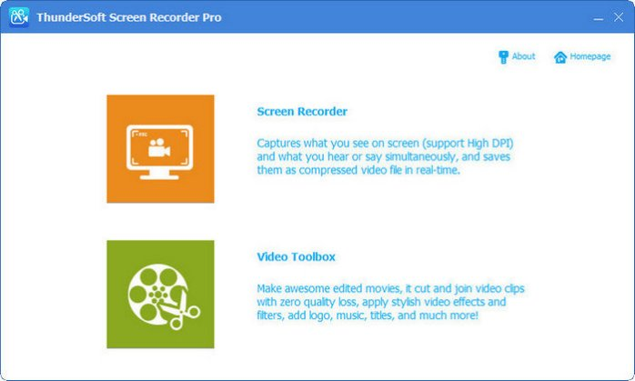 ThunderSoft Screen Recorder Pro Full Download