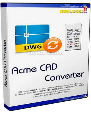 Download Acme CAD Converter Full