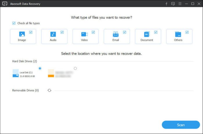 Aiseesoft Data Recovery Full Version