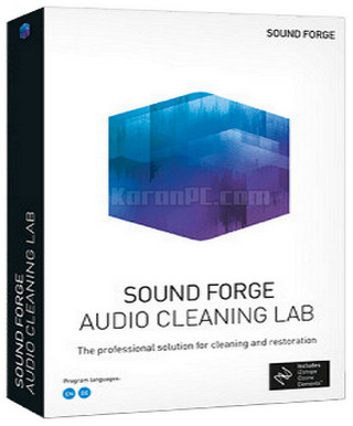 MAGIX SOUND FORGE Audio Cleaning Lab Download