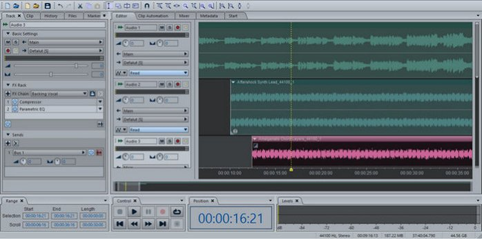 Soundop Audio Editor Full Version