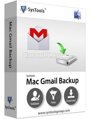 SysTools Gmail Backup Download
