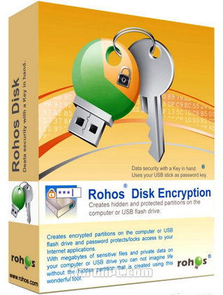 Download Rohos Disk Encryption Full
