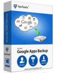 SysTools Google Apps Backup 3.1 Free Download