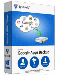 SysTools Google Apps Backup Download Free
