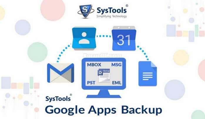 SysTools Google Apps Backup Full Licence