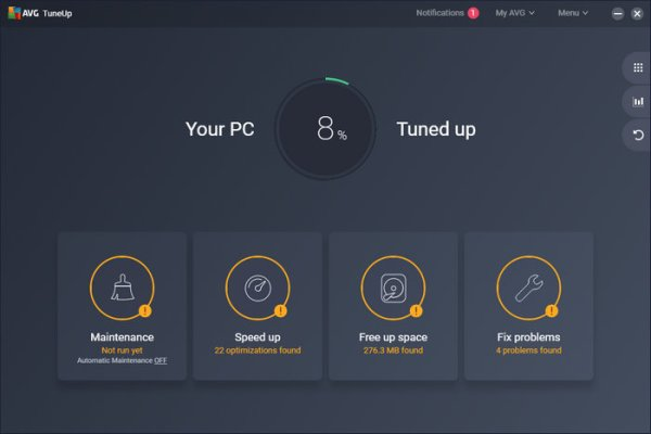 AVG TuneUp Full Version