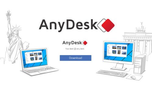 AnyDesk Software Offline Installer