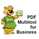 ByteScout PDF Multitool 12.1.7.4198 Business + Portable