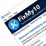 FixMy10 Free Download 2.1.3 [Latest]