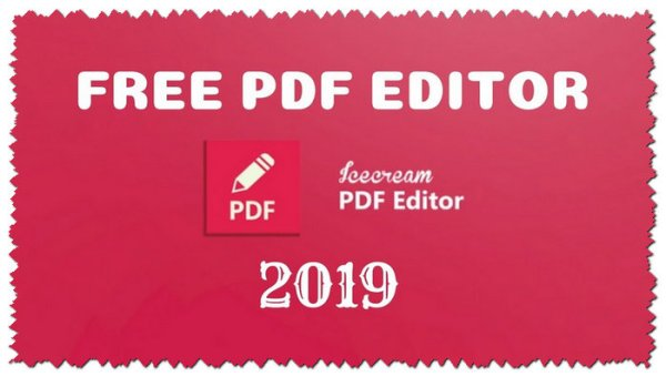 Icecream PDF Editor Free Version