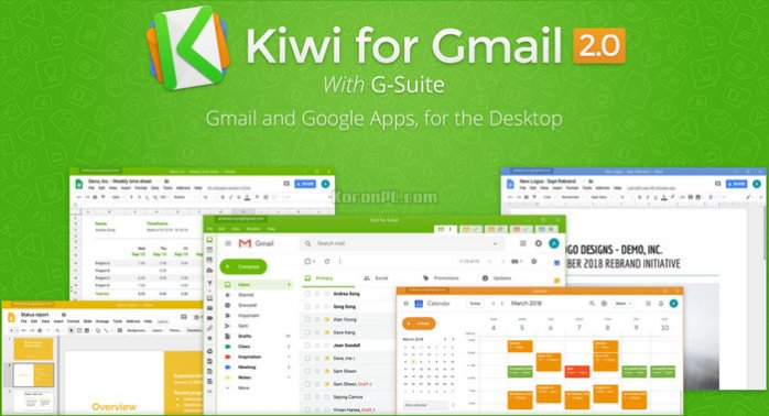 Kiwi for Gmail Software Full Version