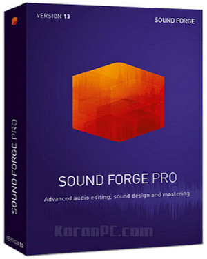 MAGIX Sound Forge Pro 13.0.0.46 Free Download