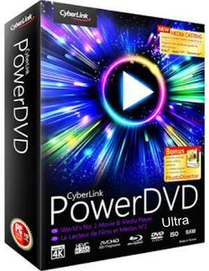CyberLink PowerDVD Ultra 19.0.1714.62 [Latest]