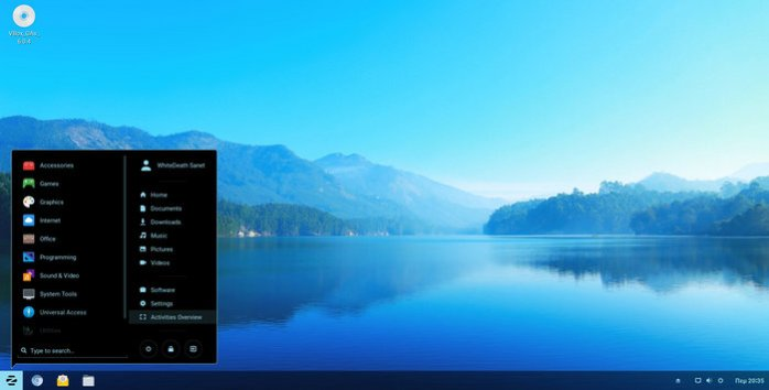 Zorin OS Ultimate ISO