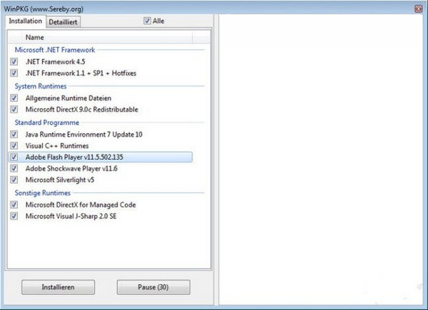 All in One Runtimes 2 4 8 Free Download - Karan PC