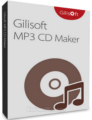 Download GiliSoft MP3 CD Maker Full