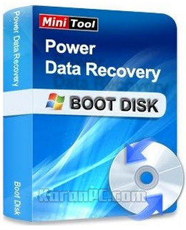 Download MiniTool Power Data Recovery WinPE ISO