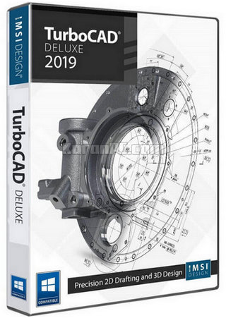 Download TurboCAD 2019 Deluxe Full