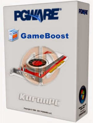 Download PGWARE GameBoost Full