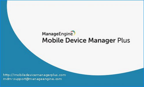 ManageEngine Mobile Device Manager Plus Full
