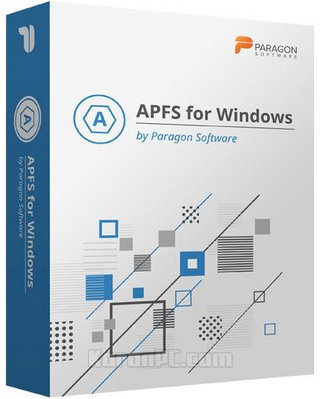 Download Paragon APFS for Windows Full