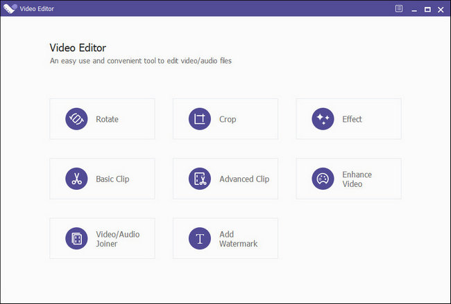 Apeaksoft Video Editor Full