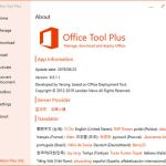 Office Tool Plus 6.6.0.1 Free Download