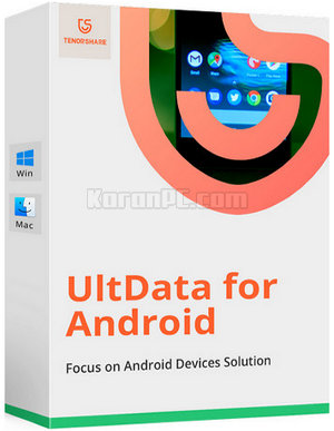 Download Tenorshare UltData for Android Full