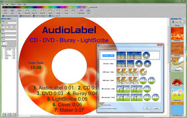 AudioLabel Cover Maker Full