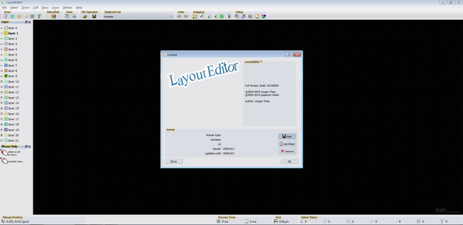 Layout Editor Full