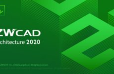 ZWCAD Architecture 2020 Free Download