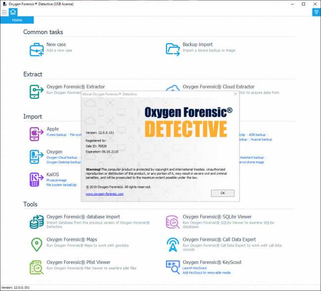 Oxygen Forensic Detective Full
