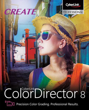 Download CyberLink ColorDirector Ultra 8