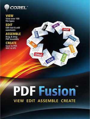 Download Corel PDF Fusion Full