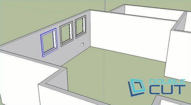 Double-Cut for Sketchup Full
