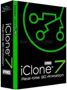 Download Reallusion iClone Pro 7 Full