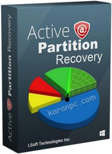 Active Partition Recovery WinPE ISO