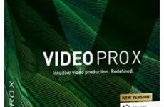 MAGIX Video Pro X12 v18.0.1.89 Free Download